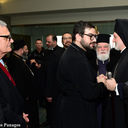 Archbishop Elpidophoros Attends Epiphany 2020 photo album thumbnail 5