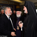 Archbishop Elpidophoros Attends Epiphany 2020 photo album thumbnail 6